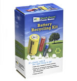 Dry Cell Battery Recycling Kit